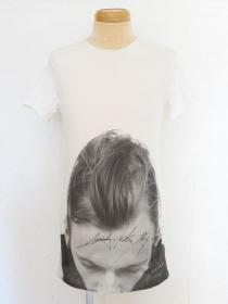 "FAGASSENT ""TP him"" Printed T shirt with Alessandro"