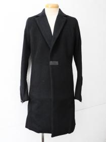 "FAGASSENT ""CF2"" Wool/Cashmere classic chester field coat with cupra lining"